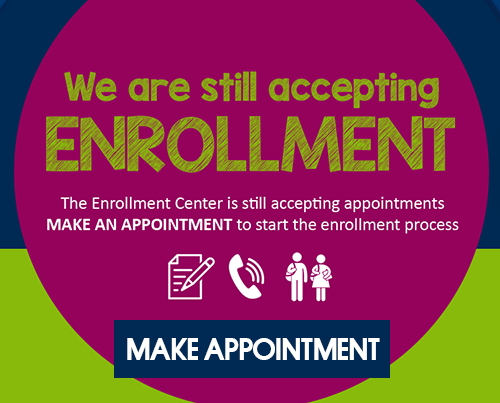 We are still accepting Enrollment