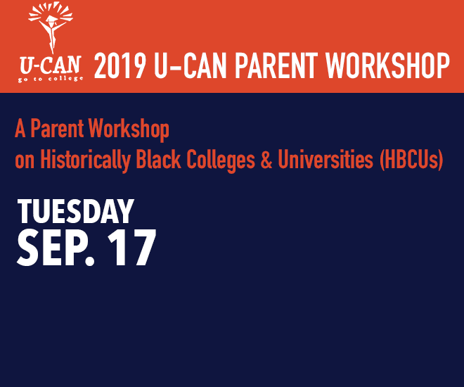 U-CAN Workshop flyer preview