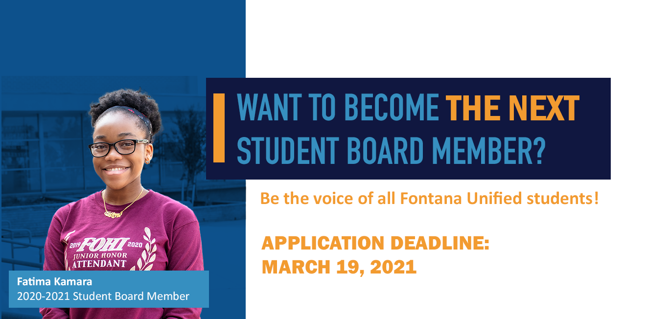 Student Board Application